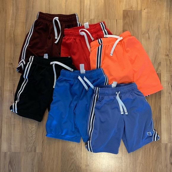 Carters Boys 2T-6 Active Mesh Shorts